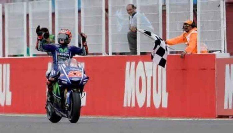 Vinales raih Juara MotoGP Argentina