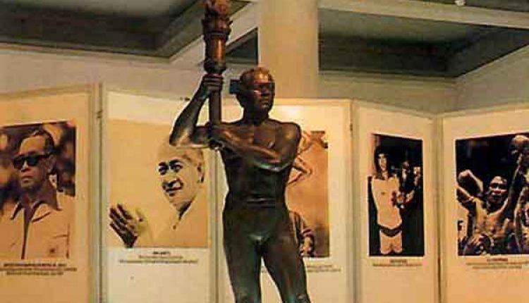 museum olahraga nasional gbk senayan