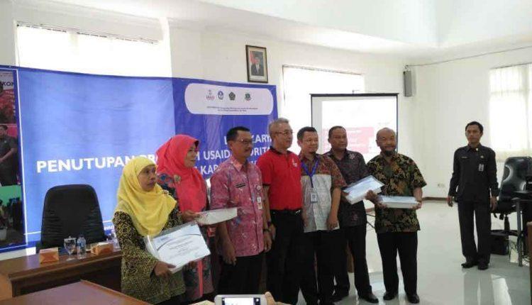 pelatihan fasilitator daerah usaid di Banten