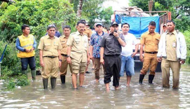 Soal penanganan banjir