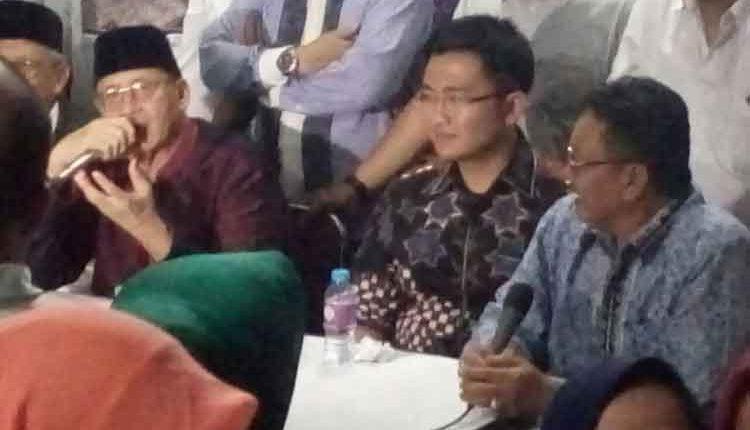 Rano Karno ucapkan selamat kepada gubernur banten terpilih