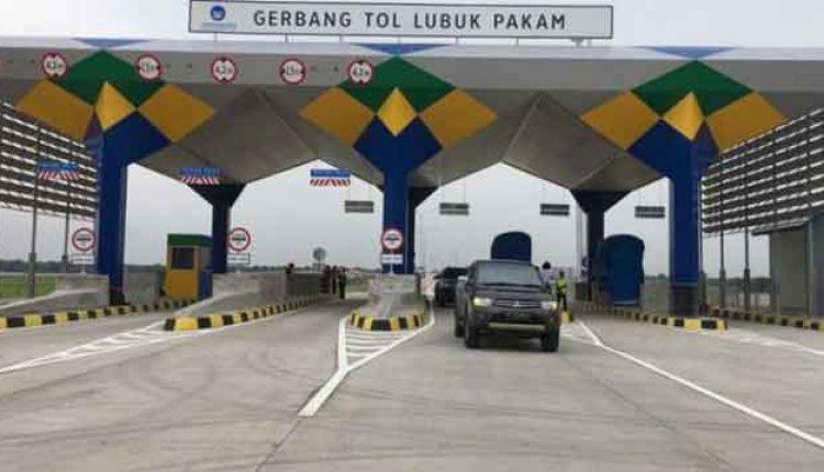 Jalan tol sumatra musim mudik 2017