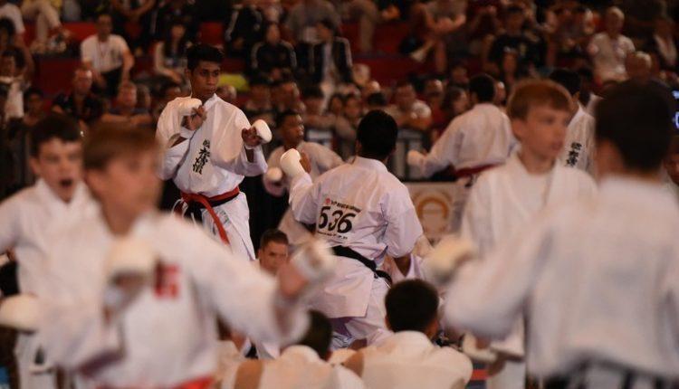 Kejuaraan karate asia pasifik indonesia
