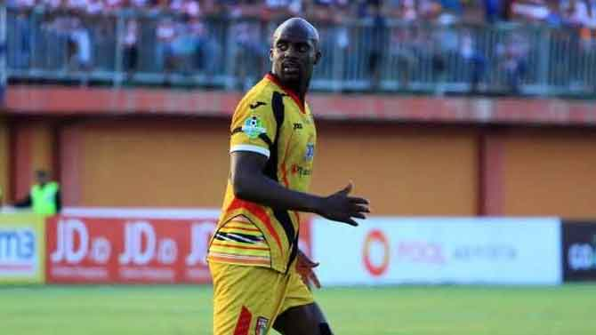 Mohamed Sissoko pemain Mitra Kukar