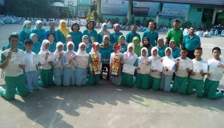 Juara O2SN SMA 9