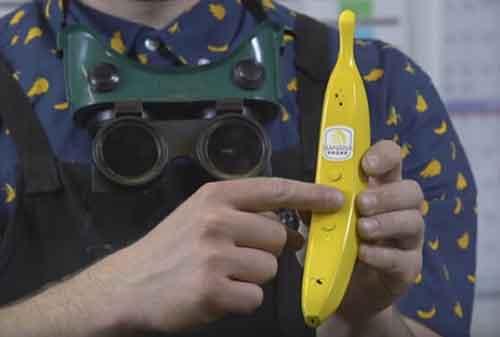 banana phone gorila