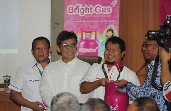 bright gas tangerang