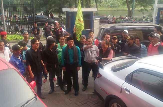 orang kampung jadi walikota Tangerang