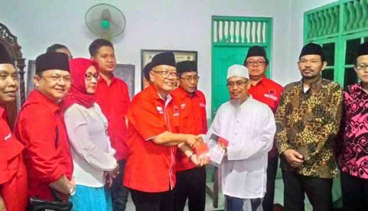 kunjungan silaturahmi PDI-P Kota Tangerang