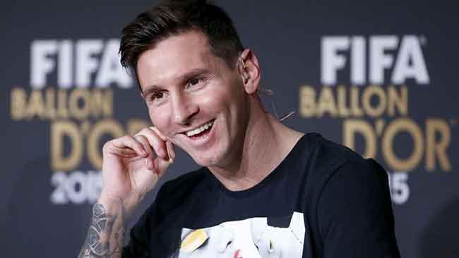 Liga China Menurut Messi