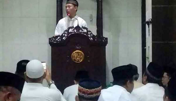 estafet tarling ramadhan tangsel