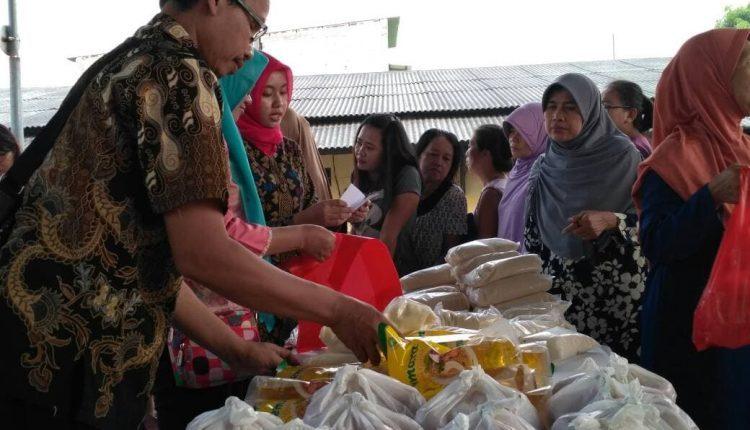 pasar murah ramadhan pemkot