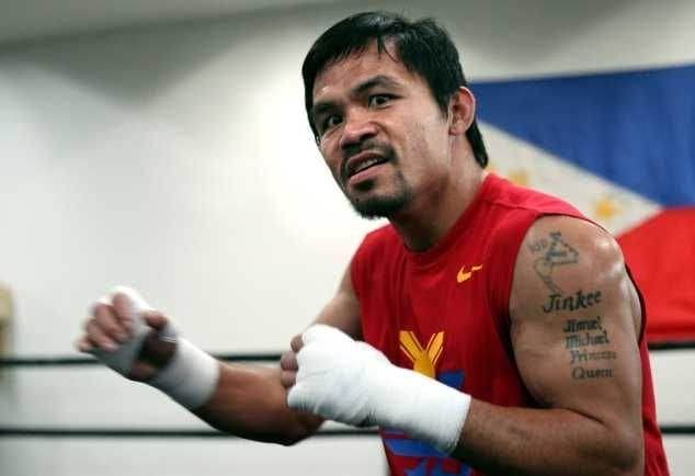 Manny Pacquaio pensiun