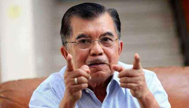 Jusuf Kalla persiapan Asian Games 2018