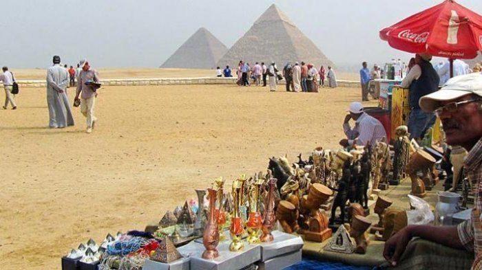 WNI di Mesir Kairo