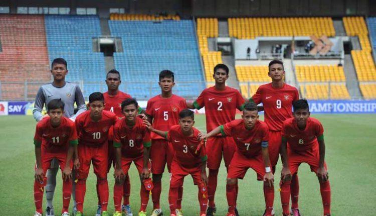 timnas u 16 di Piala AFF U-15