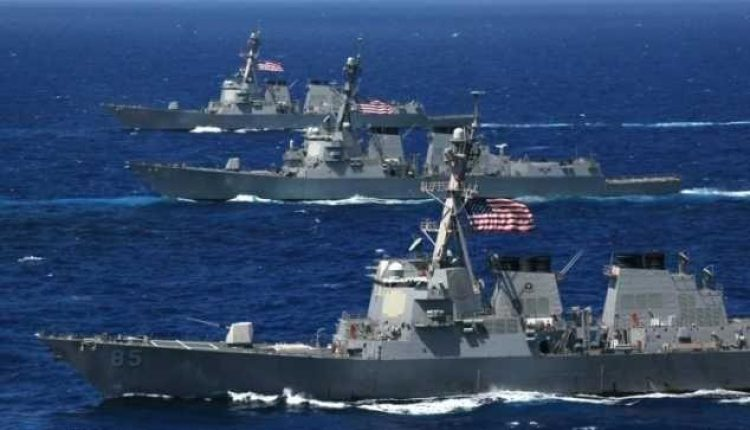 AS kirim dua kapal ke Korea