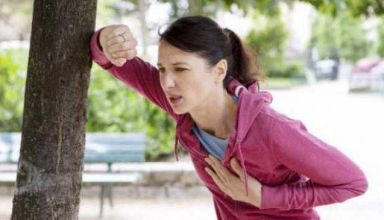 Serangan jantung pada wanita