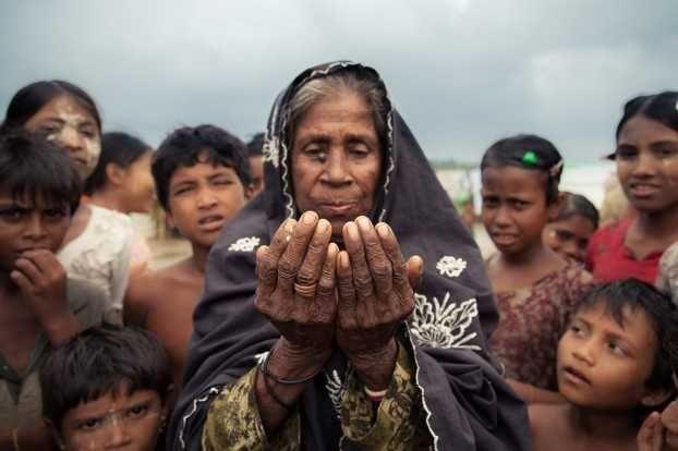 Suku Rohingya di Bantu Turki
