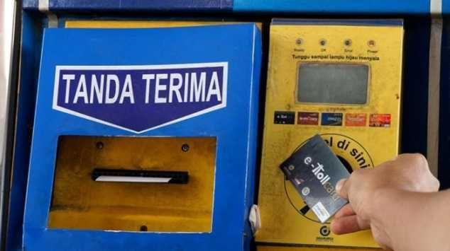uang elektronik pengguna tol