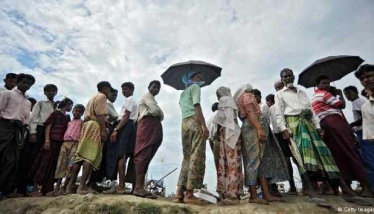 Etnis Rohingya teraniyaya