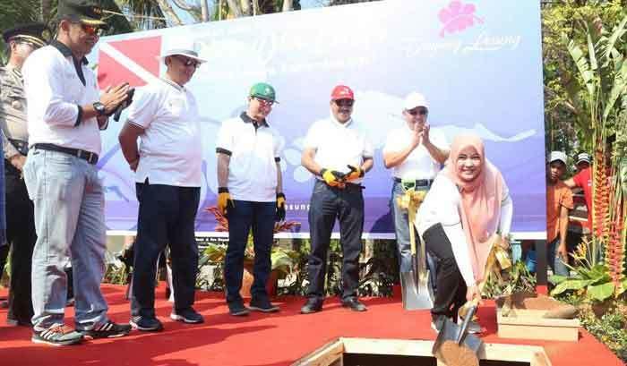 Fasilitas Wisata Tanjung Lesung daerah Banten