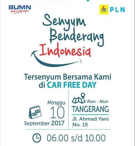 Car Free Day PLN