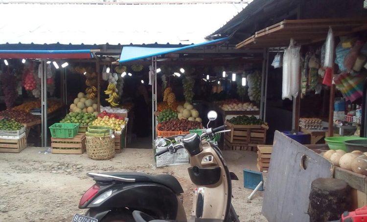Proyek Pasar Lembang