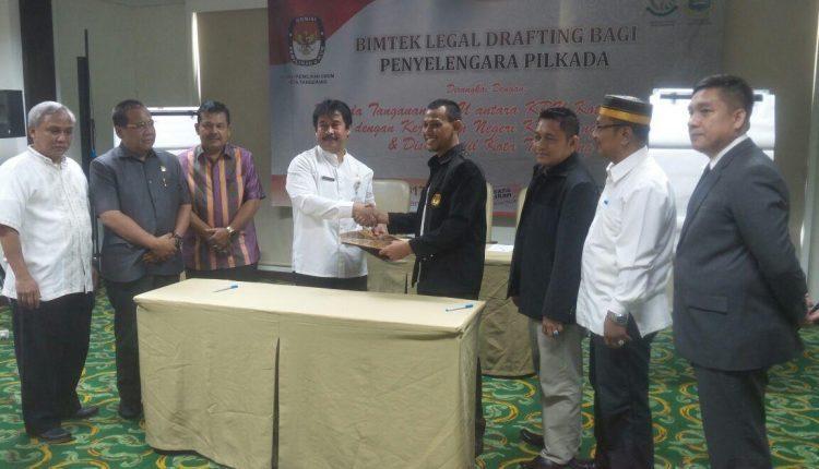Pengawasan Hukum Pilkada Kota Tangerang 2018