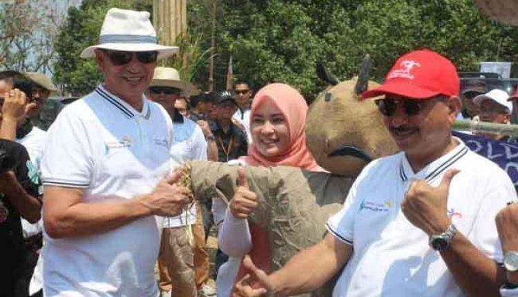 Gubernur WH di KEK Tanjung Lesung
