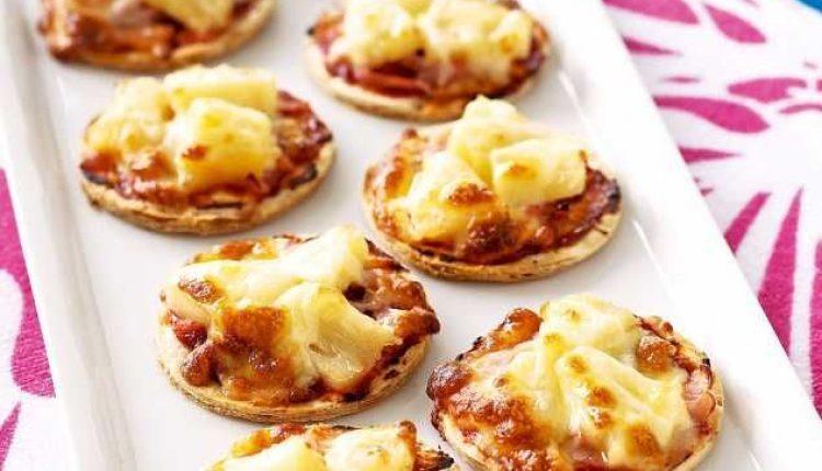 Mini Pizza Meatlovers di Akhir Pekan