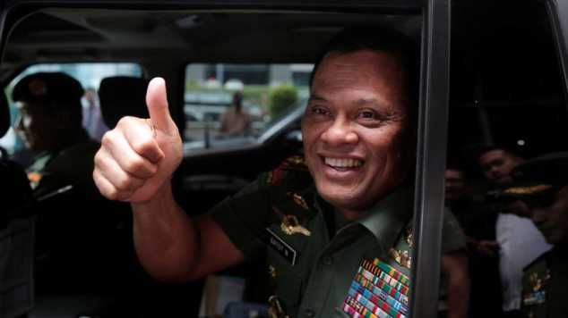 Panglima TNI ditolak, Sangat Tidak Wajar