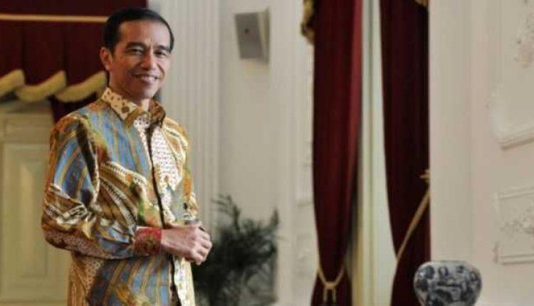 Presiden Jokowi Sambut Kunjungan
