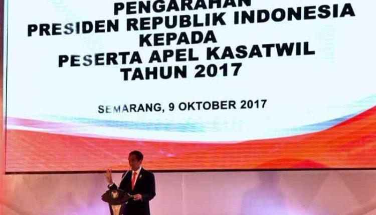 arahan Presiden Jokowi Pertumbuhan Ekonomi