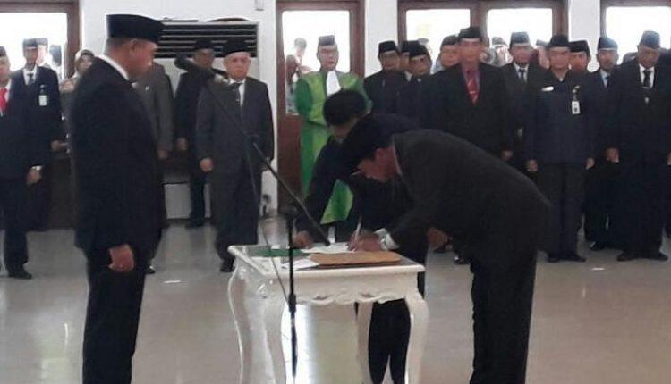 Sekda Kabupaten Tangerang