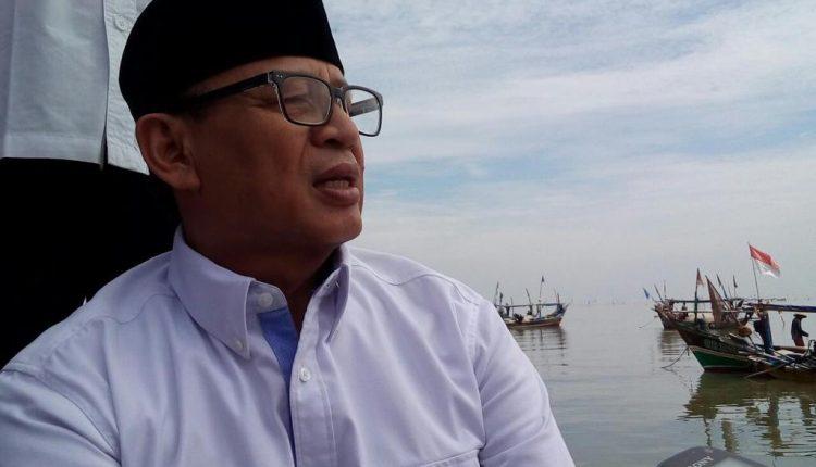 Penambangan Pasir Laut Banten