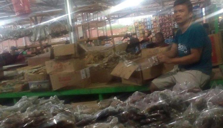 Pembangunan Pasar Barokah Ciledug Kota Tangerang Dikebut