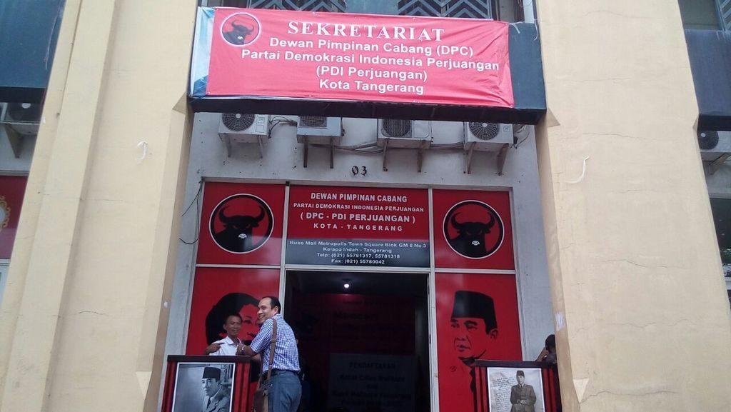 PDI-P Kota Tangerang Klaim bakal Usung Cawalkot