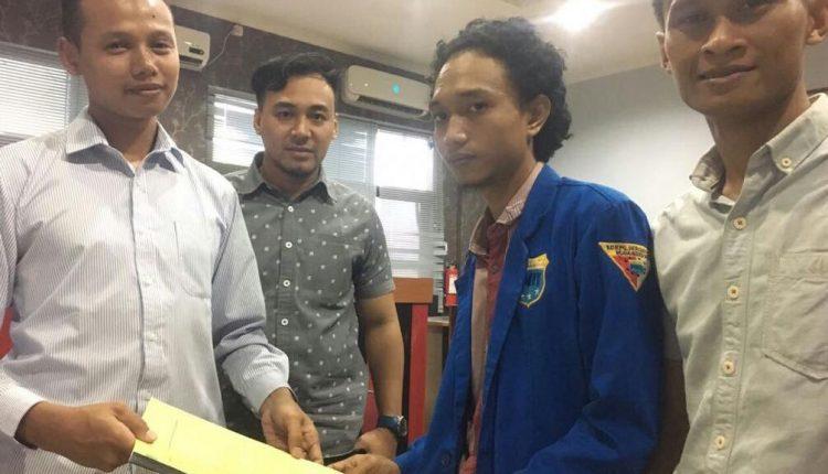 Dugaan Penghinaan ke PMII Dilaporkan ke Polda Banten
