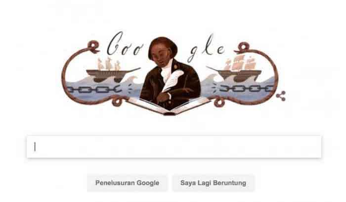 Olaudah Equiano Pejuang Antiperbudakan