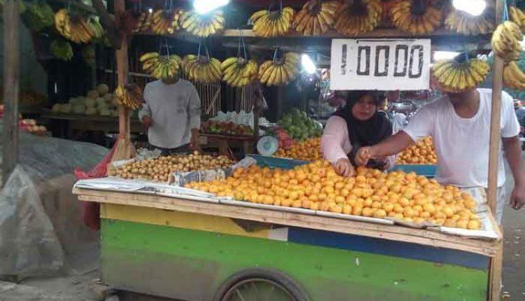 dampak pembangunan pasar lembang ciledug