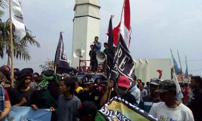 Masyarakat Pesisir Bantendatangi KP3B