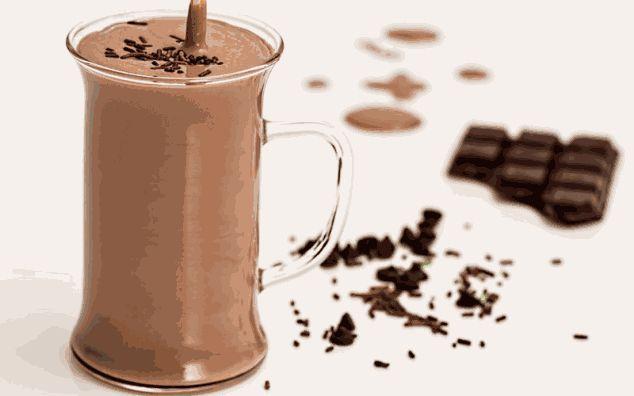 Susu Cokelat di Pagi Hari untuk Sarapan