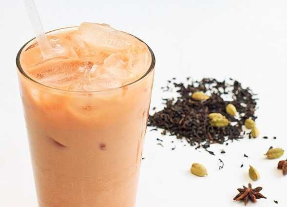 Ice Milk Tea Sederhana