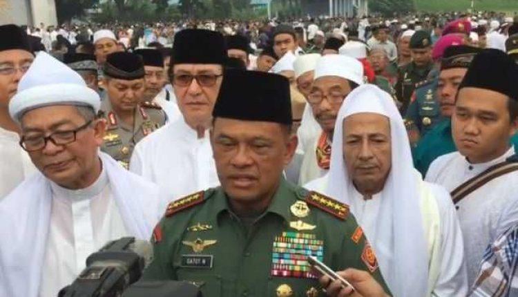 Panglima TNI saat Gatot Pensiun 2018