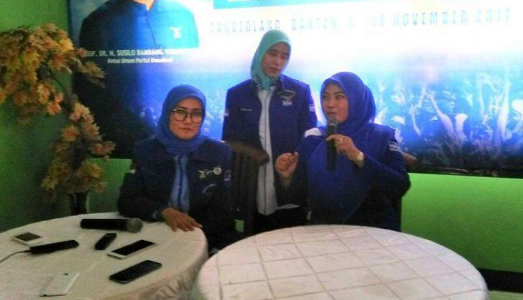 Demokrat Banten Iti