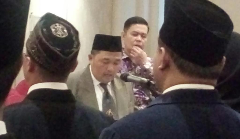 Pelantikan Panwascam Kota Tangerang