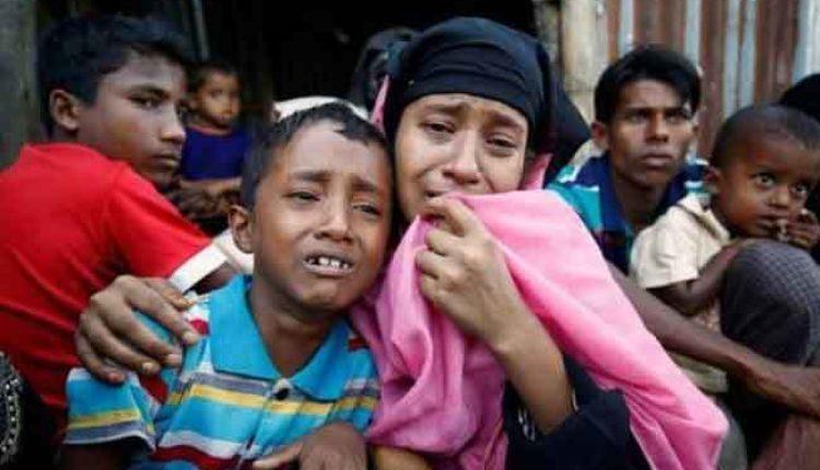 Repatriasi warga etnis Rohingya