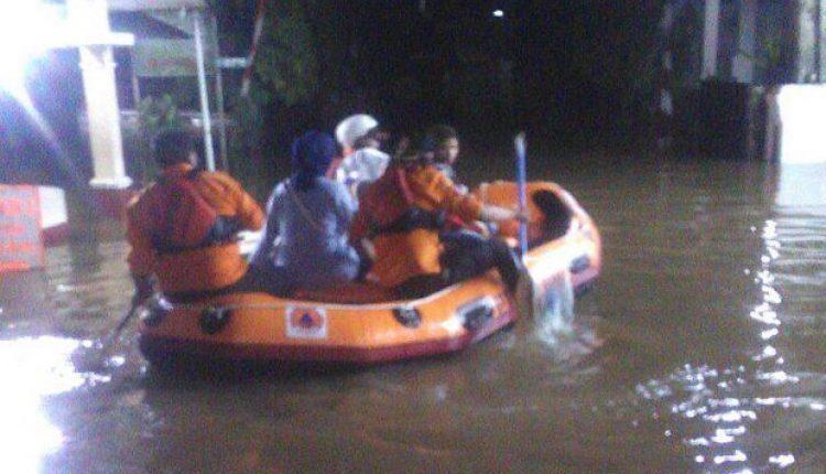 Curah Hujan Bekasi