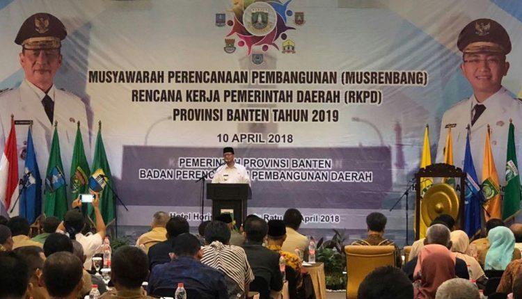 Musrembang Banten 2019